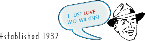 I love WD Wilkins