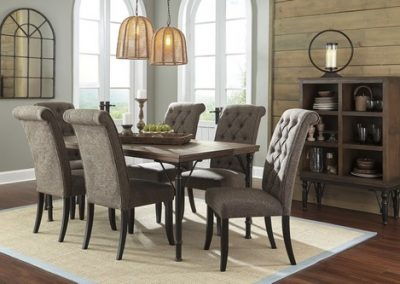 Fine Dining Room Furniture in Lubbock by W D Wilkins Furniture